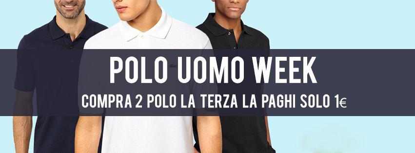 POLO UOMO WEEK