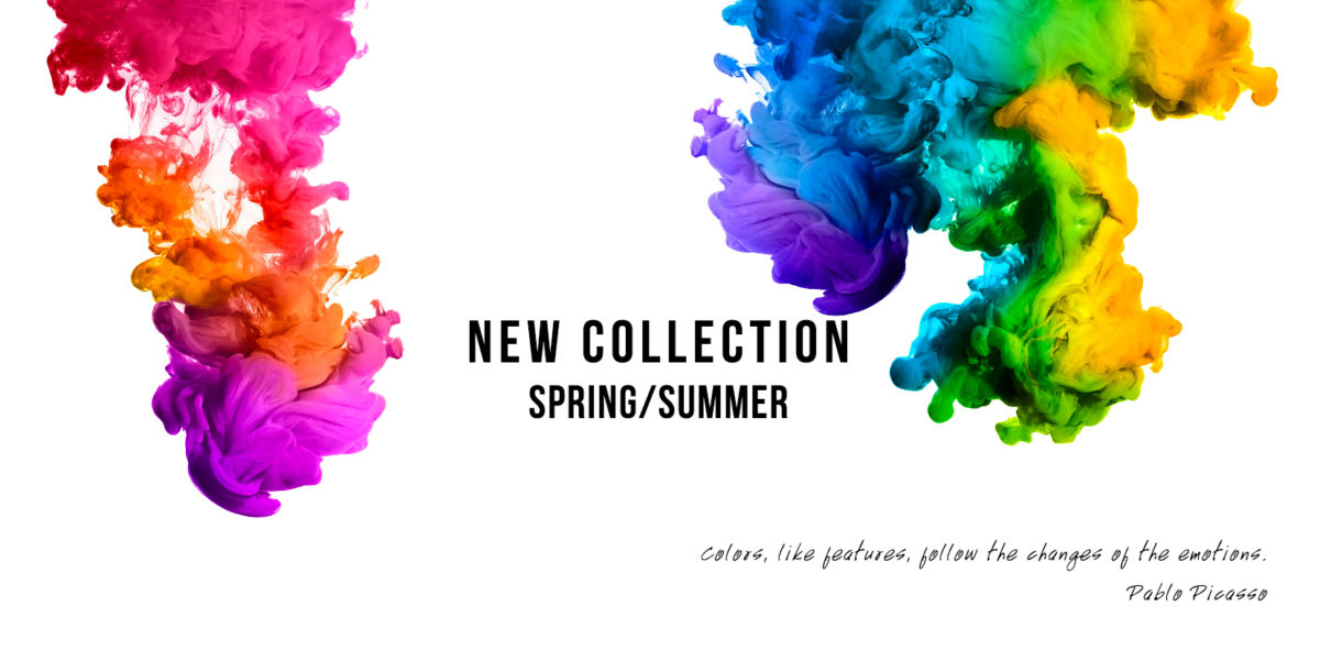 NEW COLLECTION SPRING/SUMMER 2018